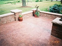 Decorative Concrete Photos